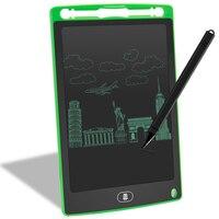 Креативный планшет для рисования 8,5 дюймов электронная цифровая ЖК-доска для письма обучающая доска для рисования для детей блокнот для рук...