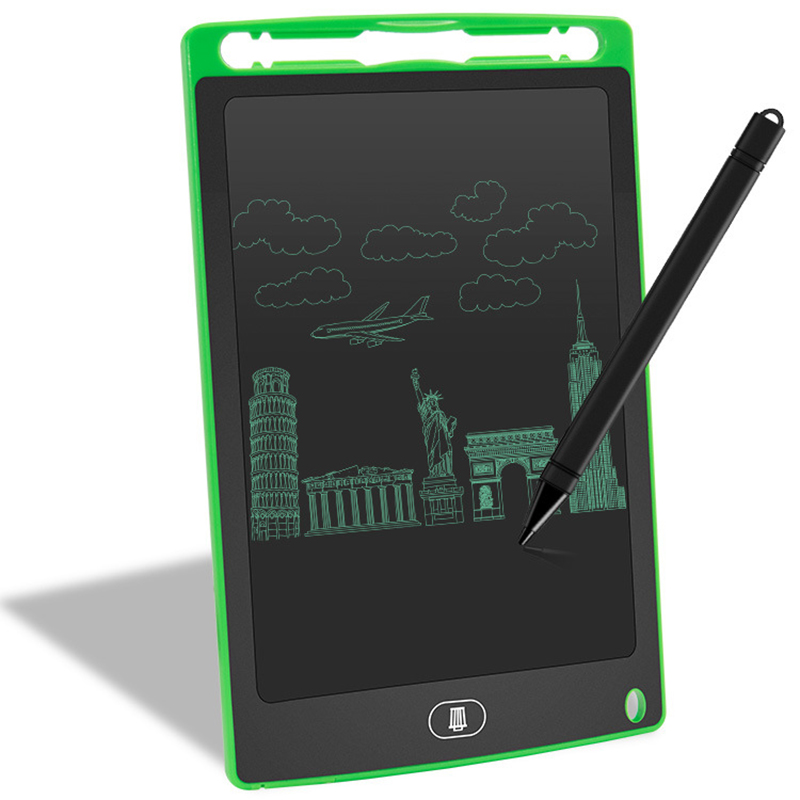 Creative Writing Drawing Tablet 8.5Inch Electronic Digital LCD Writing Board Educational Drawing Board For Kids Handwriting Pad