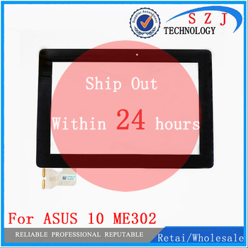 New 10.1'' inch Replacement For ASUS MeMO Pad FHD 10 ME302 ME302C K005 ME302KL 5425N FPC-1 digitizer touch screen tablet pc image