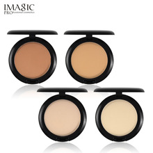IMAGIC Cosmetic Pressed Powder Oil-control Long-lasting Don't shed Matte Highlight Contour Shading Powder Concealer цена 2017