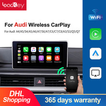 LoadKey & Carlinkit decodificador Android Auto inalámbrico CarPlay para Audi A1 Q1 Q2 A3 RS3 A4 S4 RS4 A4L A5 S5 RS5 Q5 Q5L A6 A7 C7 Q7 A8