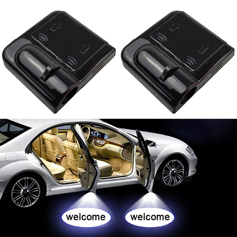 Wireless Car Door Led Welcome Laser Projector for Buick,No Drill Type Logo Light