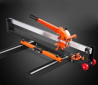 push knife tile cutter manual push knife floor tile 800 1000  laser chamfering high precision