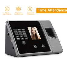 Attendance-System Employee-Recorder Time-Clock Biometric Face-Time-Attendance-Recognition