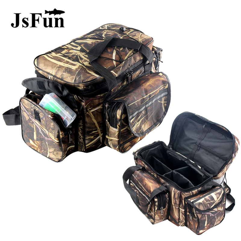Large Capacity Fishing Bag Waterproof Multifunctional Lure Waist Pack Outdoor Shoulder Bags Carp Fishing Tackle PJ198|Fishing Bags| - AliExpress