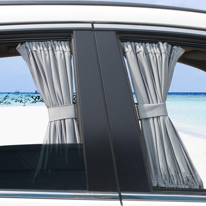 Оконная шторка для автомобиля, боковое окно, солнцезащитные очки, УФ-защита, авто, заднее лобовое стекло, Солнцезащитный блок