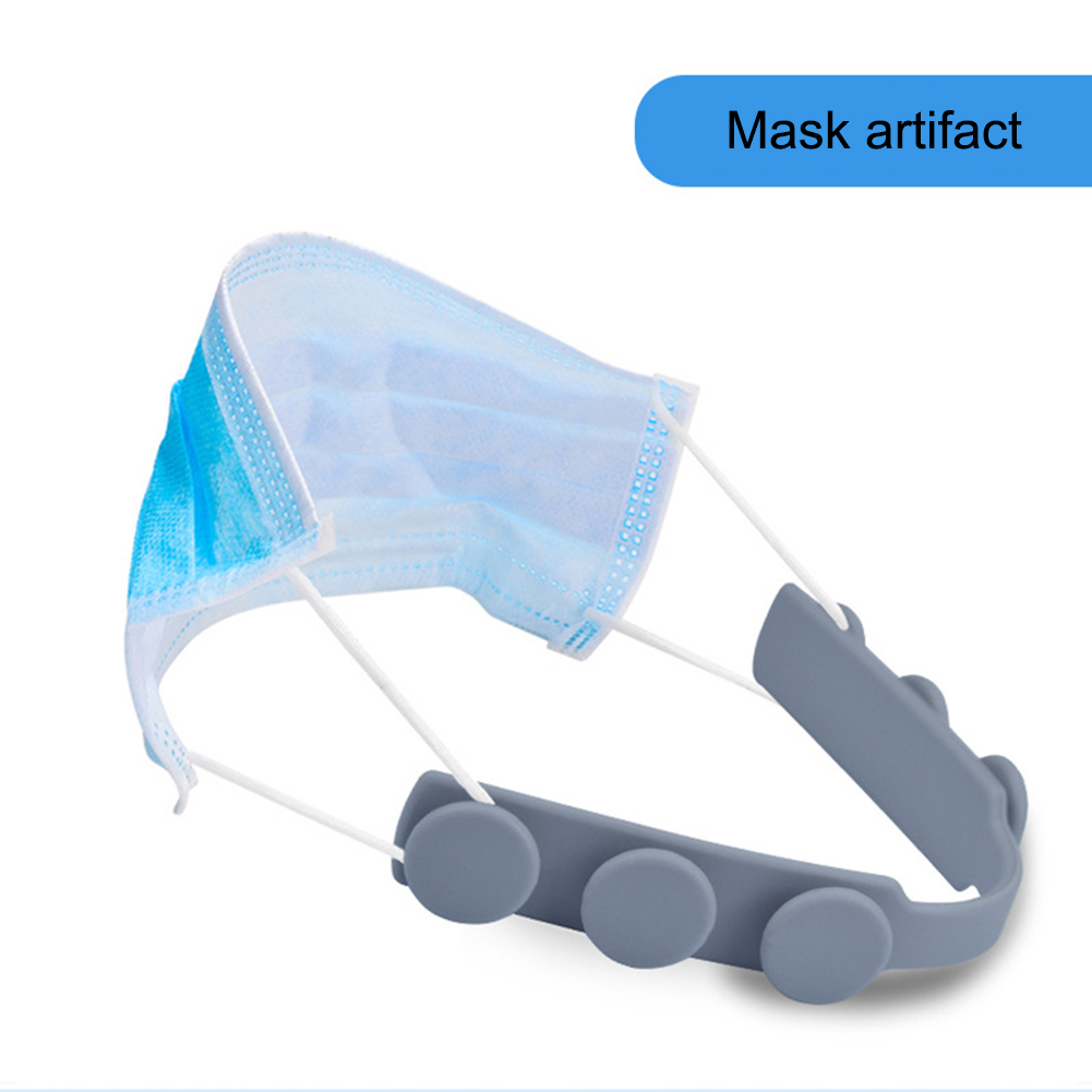 Mask Strap Extender Anti-Tightening Face Mask Holder Hook Ear Strap Accessories Ear Grip Extension Mask Buckle Ear Pain Relieved