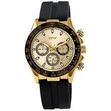 Роскошные Кварцевые часы tpw мужские спортивные с хронографом
