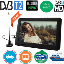 MP4 Television-Support Tdt DVB-T2 ATSC ISDB-T LEADSTAR Portable Tv Small Digital Mini