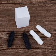 2Pcs Degradable 30M Dental Floss Oral Hygiene Teeth Cleaning Dental Wax Mint Flavored