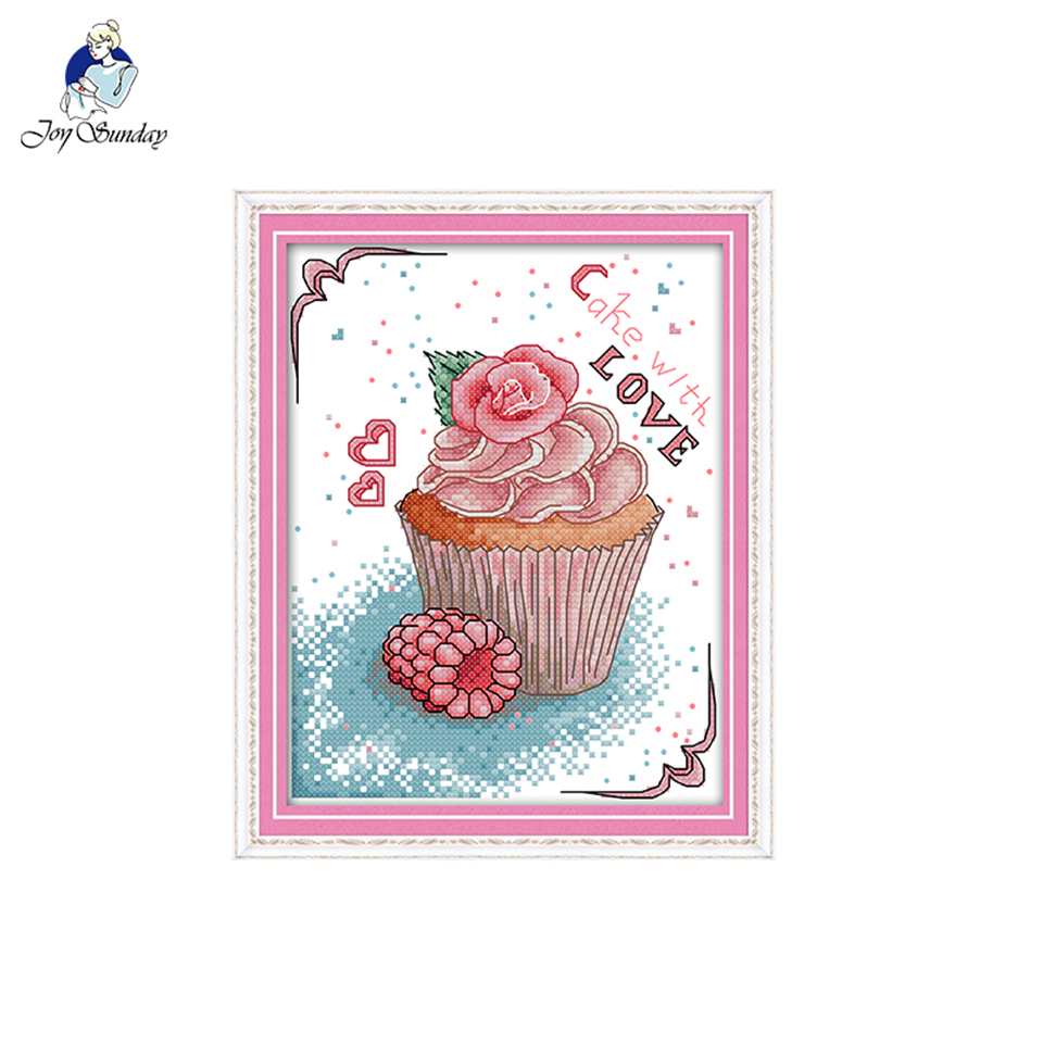 J419-07379 爱心蛋糕