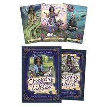 Yeni Tarot kartları günlük cadı Oracle kartları: ask ve öğrenmek efsane kader kehanet için Fortune oyunları Tarot yük platformu oyunları