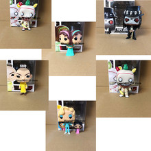 Figuras de acción de Horror Story Freak Show POP, Papa Legba pepper, juguete de vinilo, juguete de modelos coleccionables con caja