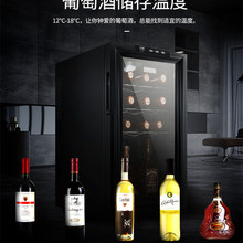 Wine-Cooler Refrigerator Frost-Free Small Mini Household 220V Constant Electronic