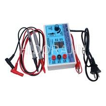 Outil de détection de moniteur de télévision 0 180V sortie LED, panneau de télévision de bandes arrière, avec courant et tension, affichage numérique