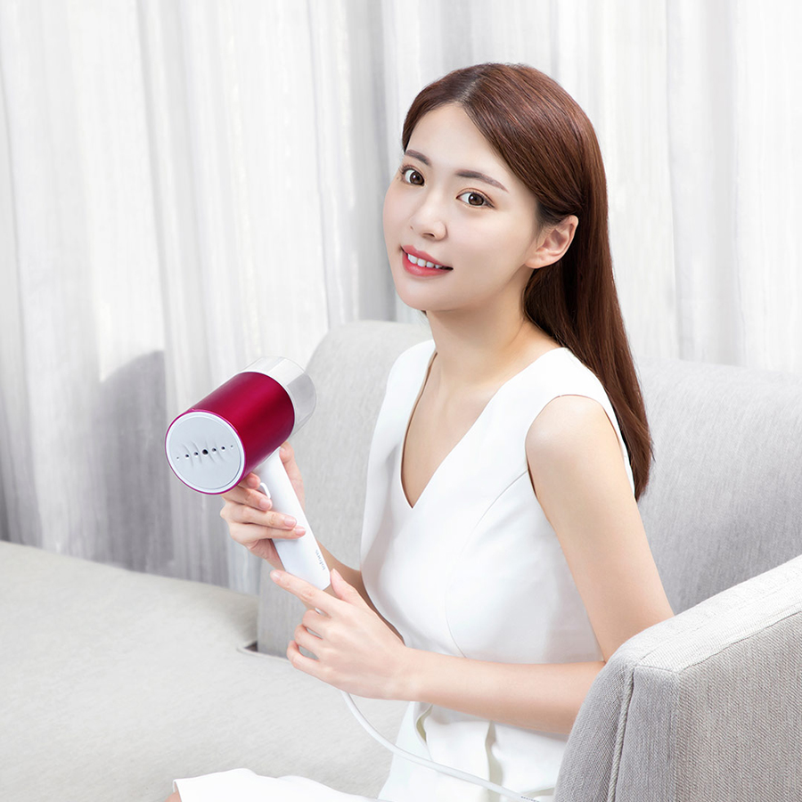 Image 3 - XIAOMI MIJIA Lofans Garment Steamer mini iron Portable travel Household Electric Generator cleaner Hanging Ironing Appliances-in Garment Steamers from Home Appliances