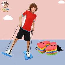 Happymats Детские прыгающие ходунки синхронная обувь реквизит