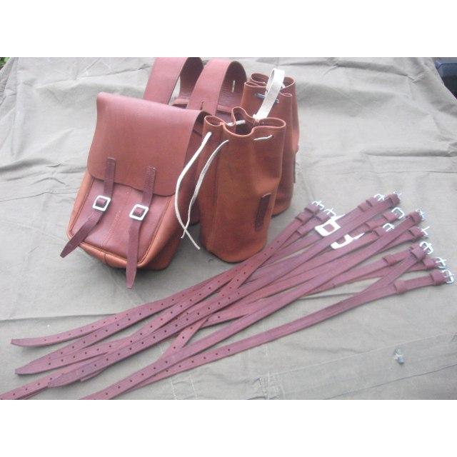 Вьюк (travel Bags) For Saddle верхового кавалерийского Sample (драгунского Saddle)