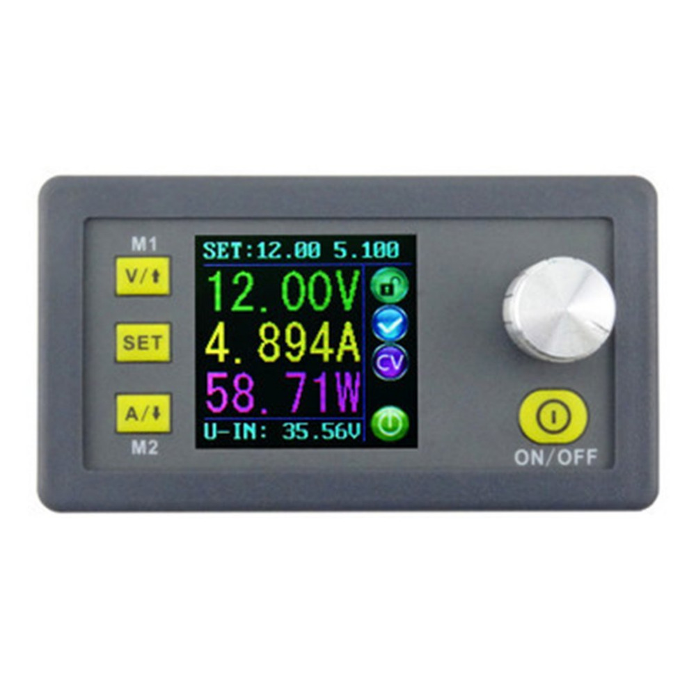 DPS3005 Voltage Converter LCD Voltmeter Communication Function Constant Voltage Current Step-down Adjustable DC Power Supply