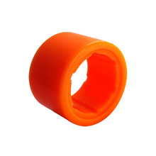 Maytech 90mm PU Tyre Orange/Black Tires for 90mm Hub Motor for Electric Longboard Skateboard Tire Innovates