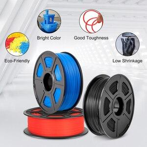 Image 2 - SUNLU 1.75mm PLA/PLA Plus 3D Extruder Filament 1KG skin With Spool Plastic Filament For FDM Printer 3D Pens Tolerance +/ 0.02mm