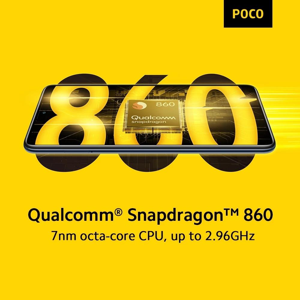 "Global Version POCO X3 Pro 128GB / 256GB Snapdragon 860 Smartphone  NFC 6.67"" 120Hz DotDisplay 5160mAh 33W Charge Quad AI Camera 3"