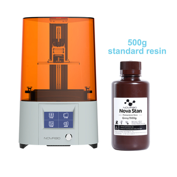 NOVA3D Elfin2 Mono SE Resin 3d Printer Kit 405nm LCD Faster Print Curing SLA Printers Quality Photosensitive Resin