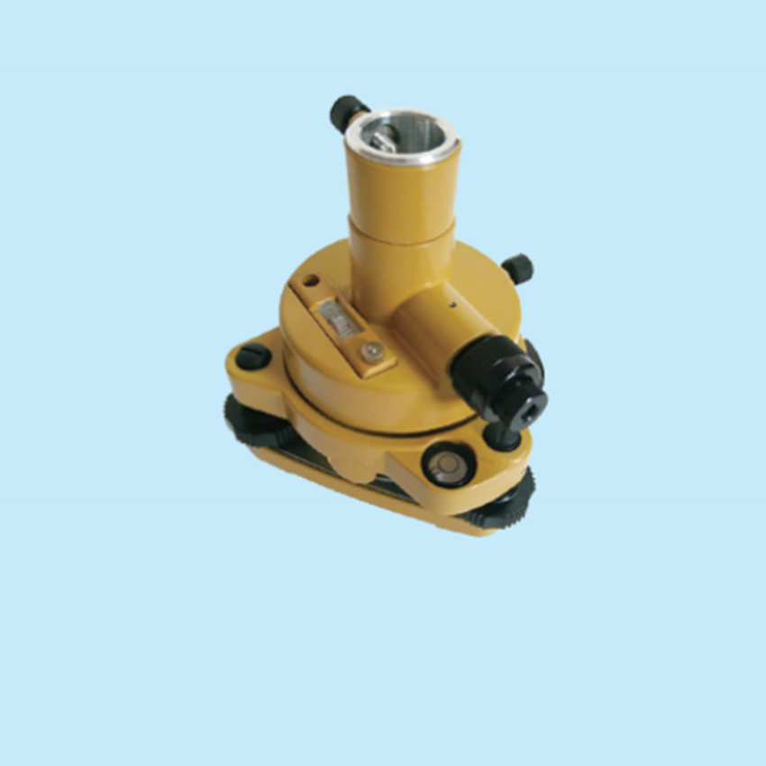 Cheap price ALJ13-1Y Tribrach and Adapter surveying equipment prism system