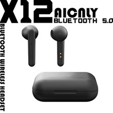 2019 Touch TWS Bluetooth 5,0 auriculares inalámbricos 8D Super Bass auriculares con Chargingbox Pro para IPhone Xiaomi W1 y H1 Elair(China)
