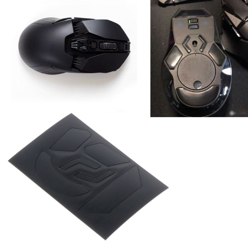 1 Set 0.6mm Replace Curve Edge Mouse Feet Mouse Skates For Logitech G903 Mouse
