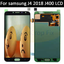 Super AMOLED For Samsung Galaxy j4 2018 J4 J400 J400F J400G/DS SM-J400F LCD Display with Touch Screen Digitizer Assembly - DISCOUNT ITEM  5% OFF Cellphones & Telecommunications