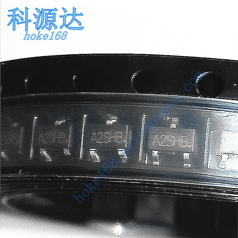 100pcs/lot SI2302DS SOT-23 SI2302 A2SHB In Stock