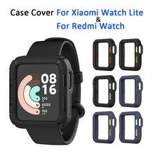 Coque de protection en TPU pour montre connectée Xiaomi Mi Watch Lite, accessoire souple, anti rayures, fin
