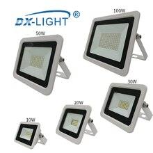 Светодиодный 10 Вт 20 Вт 30 Вт 50 Вт 100 Вт Engineering светильник на открытом воздухе Точечный светильник Потолочные Светильник AC220V 230V 240V Водонепроницаемый IP68 Профессиональный светильник Инж
