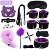 Purple With mask