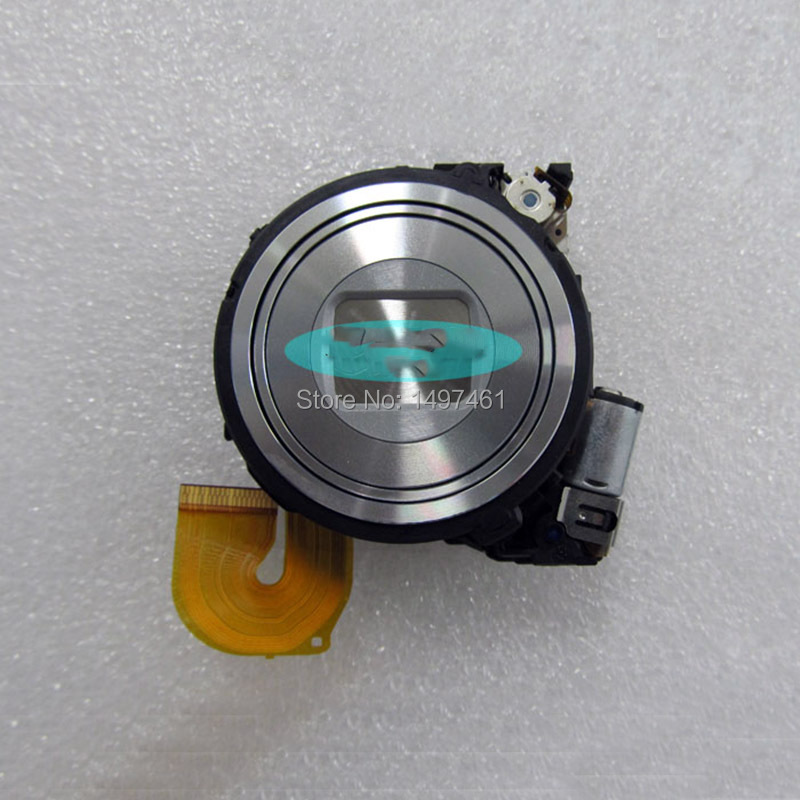 Silver New Optical Zoom Lens Assy Without CCD Repair Parts For Sony DSC-W690 W690 WX100 WX150 WX200 WX220 Camera