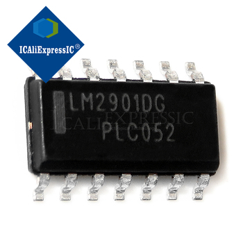 10PCS LM2901DR LM2901M LM2901 SOP14 SOP SMD new original In Stock image