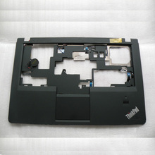 цена на New Original ThinkPad Lenovo E220S S220 Palmrest keyboard bezel cover W/ Touchpad Fingerprint FRU: 04W1523