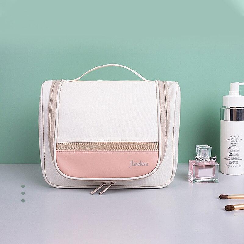 Hook-up Makeup Storage Bag Toiletries Towel Toothbrush Makeup Lipstick Beauty Supplies Organizer Travel Business Kit Accessories