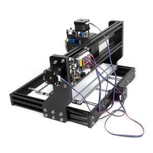 Image 2 - CNC 3018 Pro Upgrade Laser Engraver DIY Wood Router Machine GRBL Control 3 Axis PCB Milling CNC Laser Cutter Engraving Machine