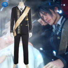 Manluyunxiao Final Fantasy XV Noctis Lucis Caelum Costume Noct Cosplay Men Elegant Halloween Costumes Custome Made