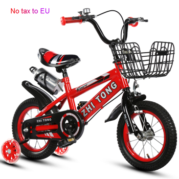 Selfree New Children Bike 12/14/16/18 Inch Kid Bicycle Boy And Girl Bike 3-12 Years Old Riding Children Bicycle Gifts 1