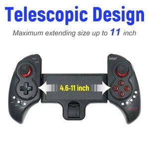 Image 2 - IPega controlador de juego inalámbrico extensible para PG 9023S, Gamepad extensible con Bluetooth para PC, Android 6,0 o superior