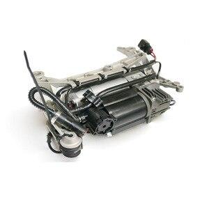 Image 5 - Marke Neue Luft Kompressor Pumpe für Audi Q7 Volkswagen Touareg Porsche Cayenne OEM 4L069800 7A 4154033050 4L069801
