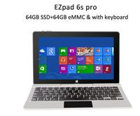 Jumper EZpad 6S Pro Tablet 11.6 Inch IPS 1080P Touch Screen Tablets PC Apollo Lake E3950 6GB+128GB 2 in 1 Tablet PC with Keyboar|Laptops|Computer & Office -