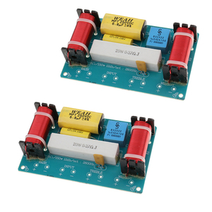 Image 2 - 2 Sets Frequency Divider 3 Way Filters Bass Frequency Distributors For Car Home Speaker