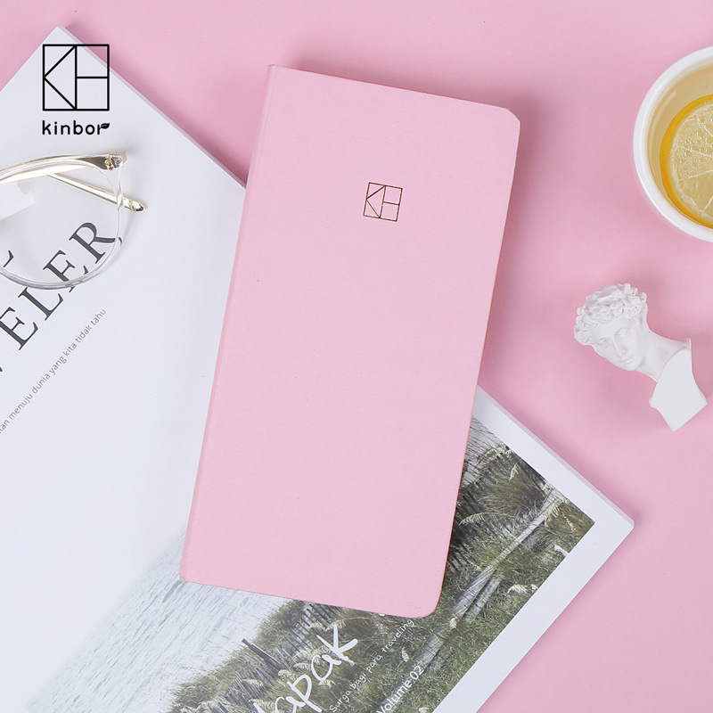 Image 5 - Creative DIY Weekly Plan Notebook Pure Color Pocket Journal Planner Diary Note Paper Gifts School Office Stationery Supplies-in Notebooks from Office & School Supplies