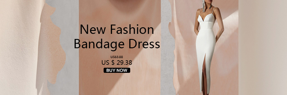 H4e532e06d99341cfa5545829f50a8951b - Adyce 2020 New One Shoulder Summer Women Bodycon Bandage Dress Sexy Hollow Out Sleeveless Midi Celebrity Runway Party Club Dress
