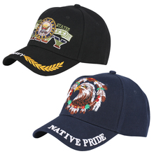 America Embroidery Baseball Caps Spring Summer Hats for Men Outdoor Sun Cap Women Eagle Navy USA Sports Hat Curved Casquette