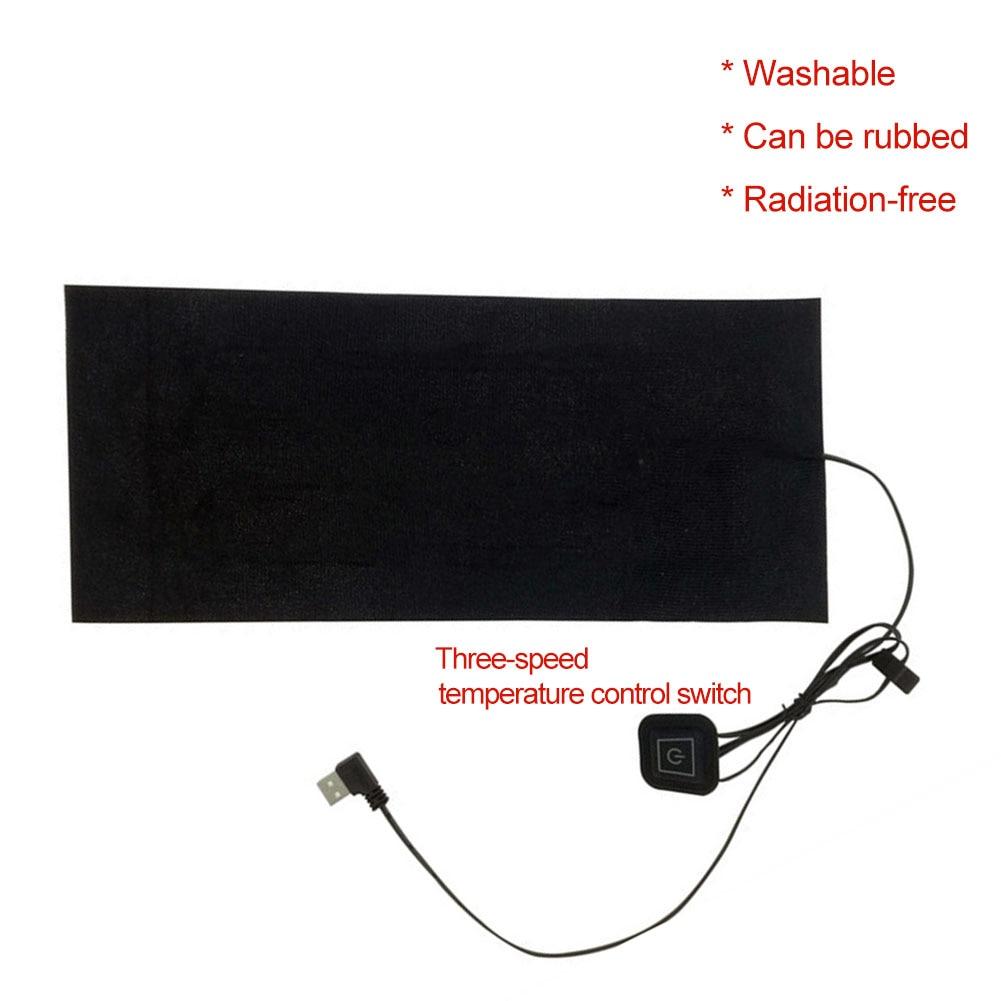 USB электрический обогрев коврик теплый жилет обогреватель куртка мотоцикл зима обогрев оборудование